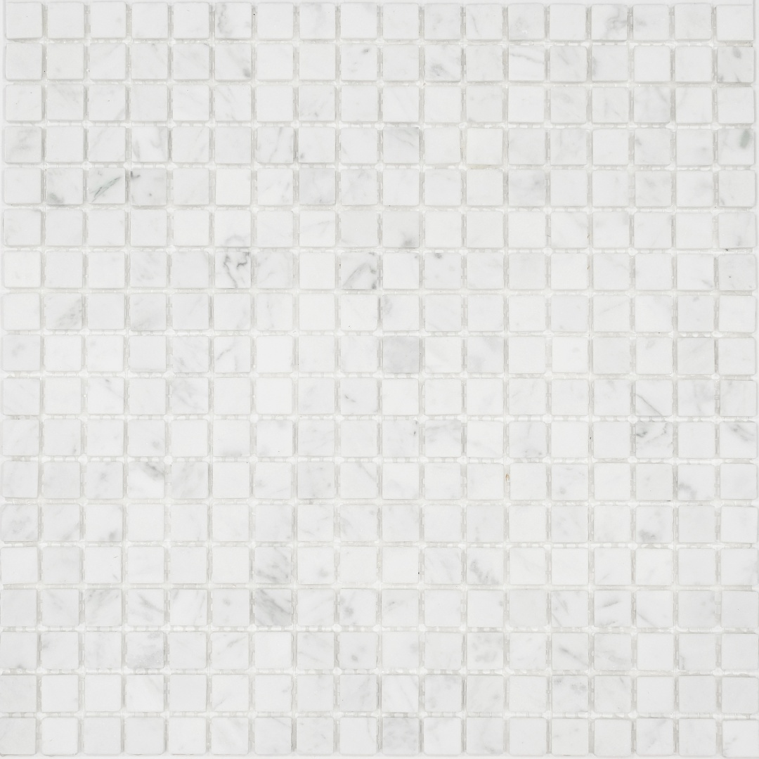 Мозаика Pietrine Bianco Aspen POL 30009 15х15х4мм