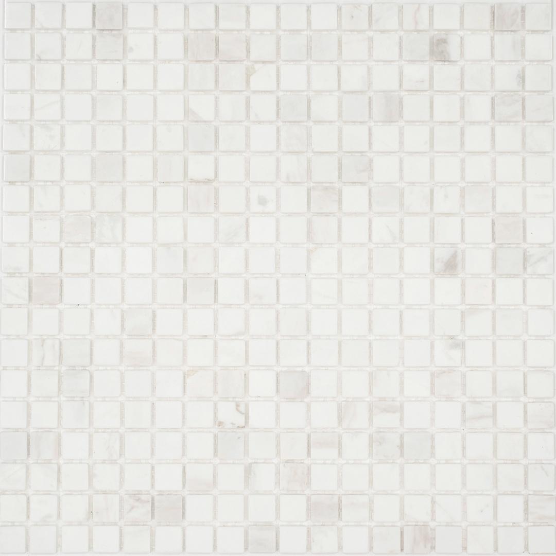 Мозаика Pietrine Dolomiti Bianco POL 30020 15х15х4мм