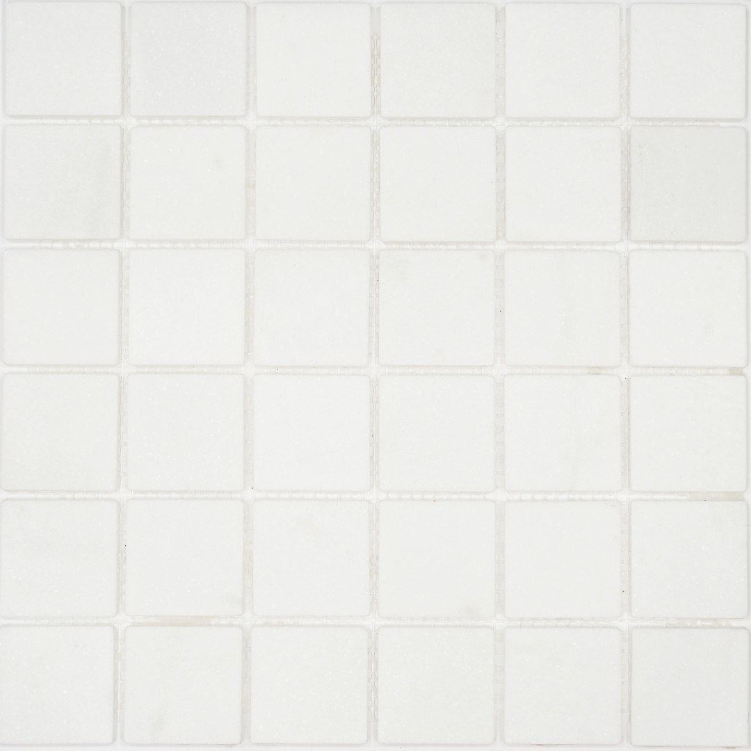 Мозаика Pietrine Bianco Crystal MAT 30052 48х48х6мм