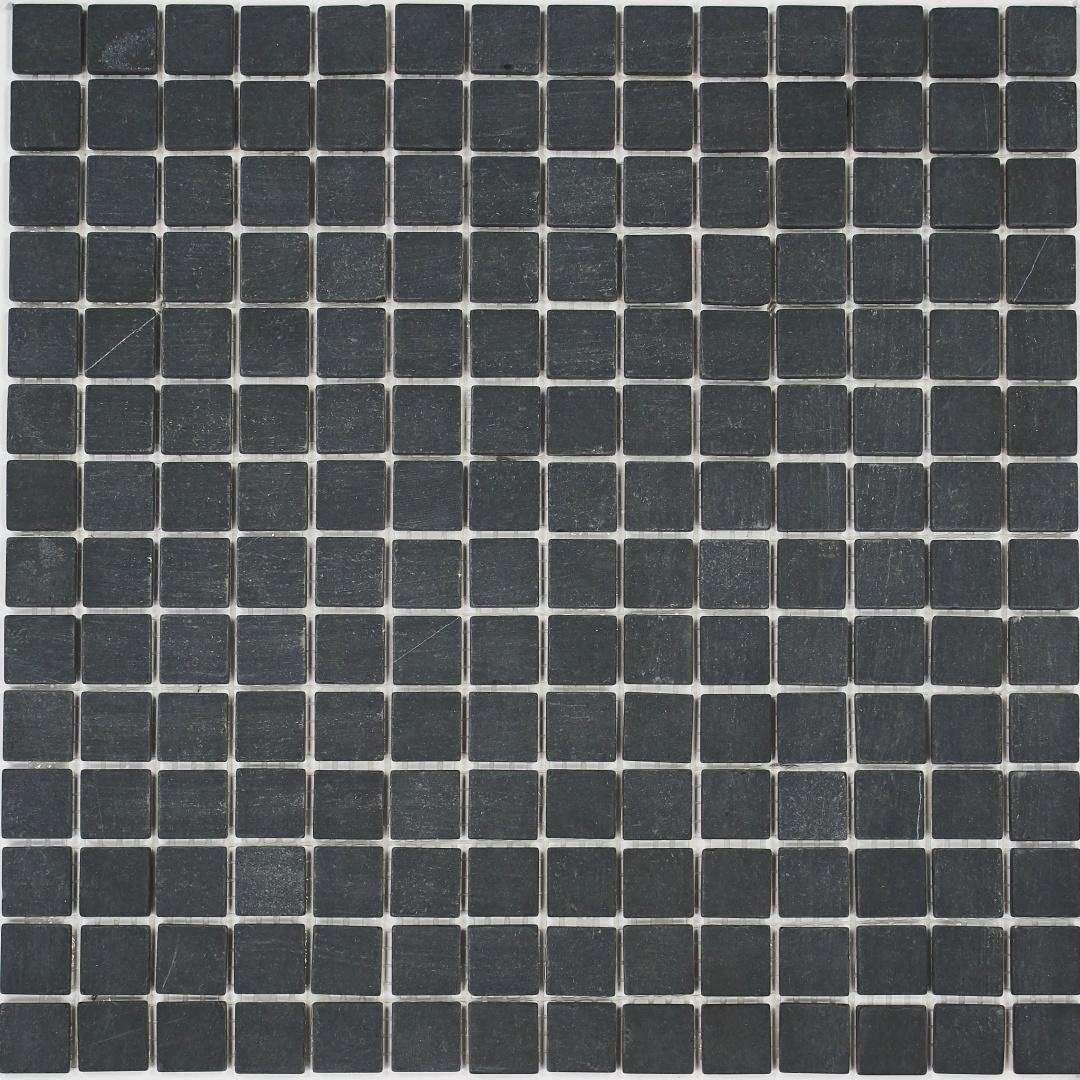 Мозаика Pietrine Nero Lava MAT 30073 20х20х6мм