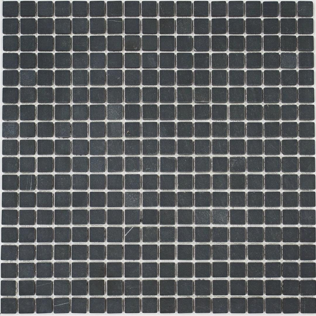 Мозаика Pietrine Nero Lava MAT 30075 15х15х6мм