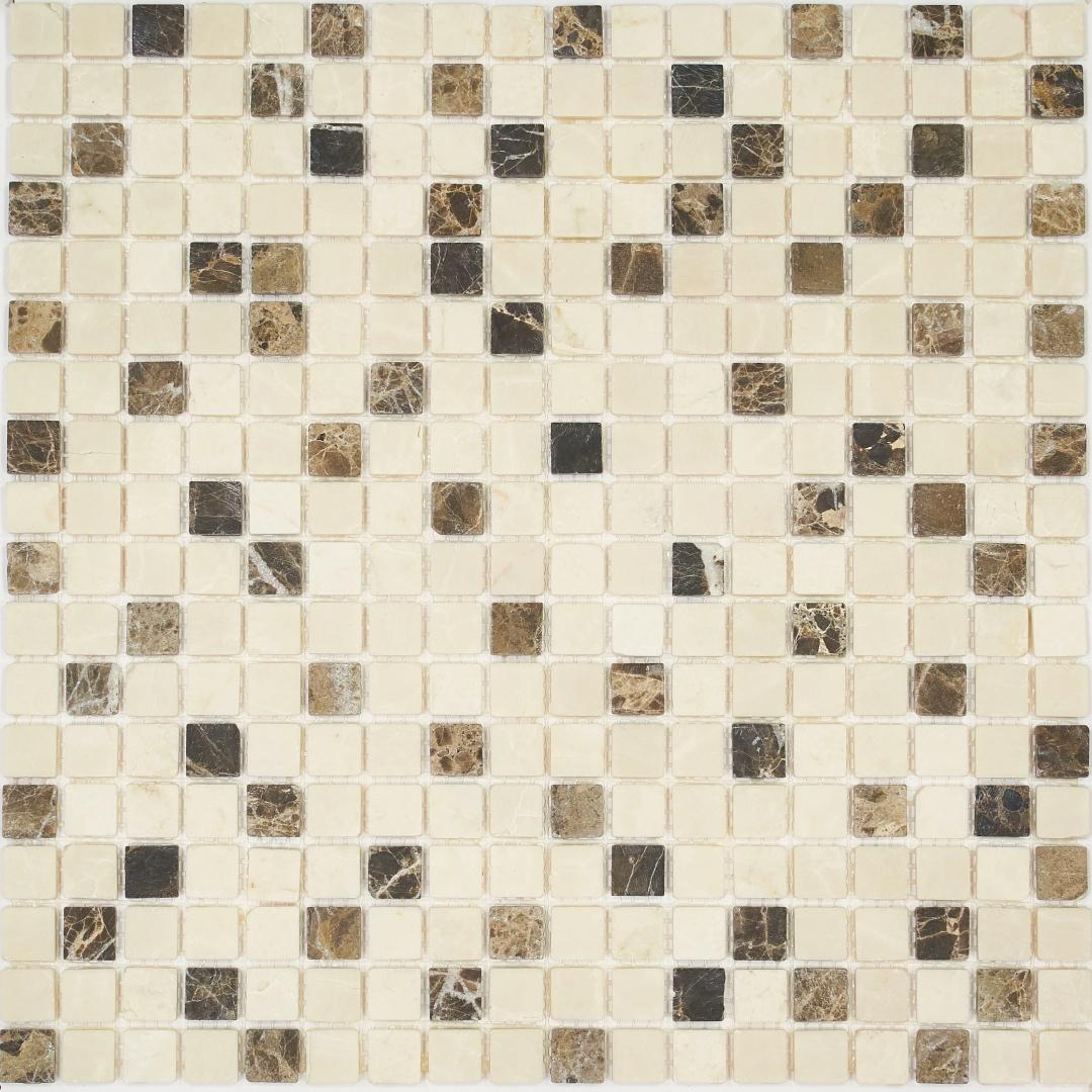 Мозаика Pietrine Pietra MIX 8 MAT 30092 15х15х4мм