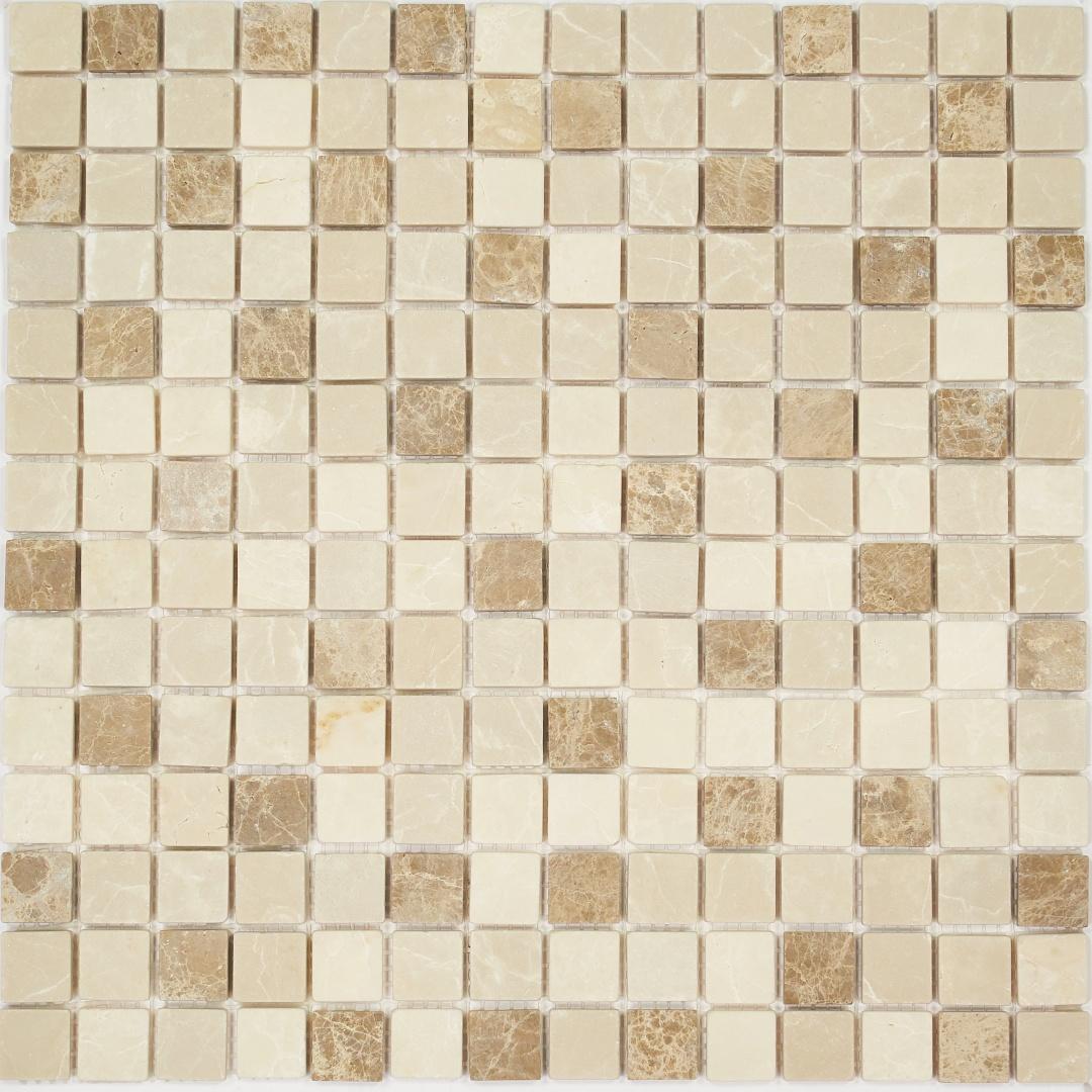 Мозаика Pietrine Pietra MIX 5 MAT 30094 20х20х6мм