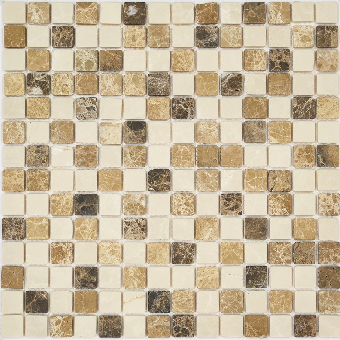 Мозаика Pietrine Pietra MIX 1 MAT 30097 20х20х6мм