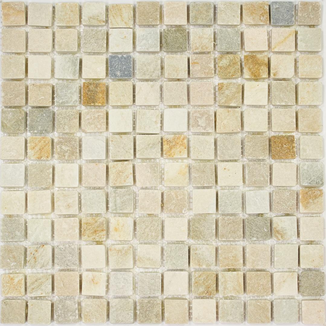 Мозаика Pietrine Slate Rustic MIX 1 30134 23х23х8мм