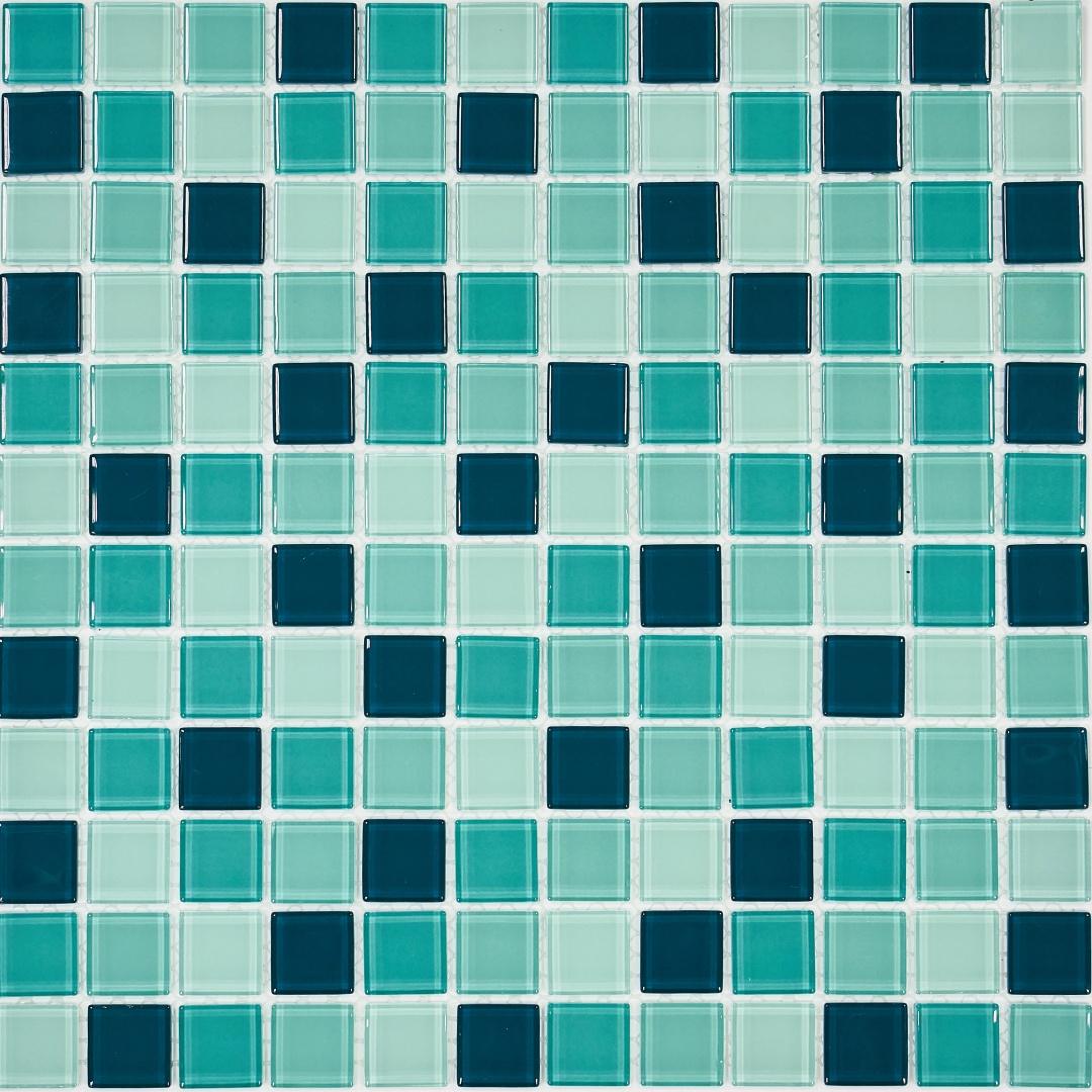 Мозаика Acquarelle Peppermint 30191 23х23х4мм
