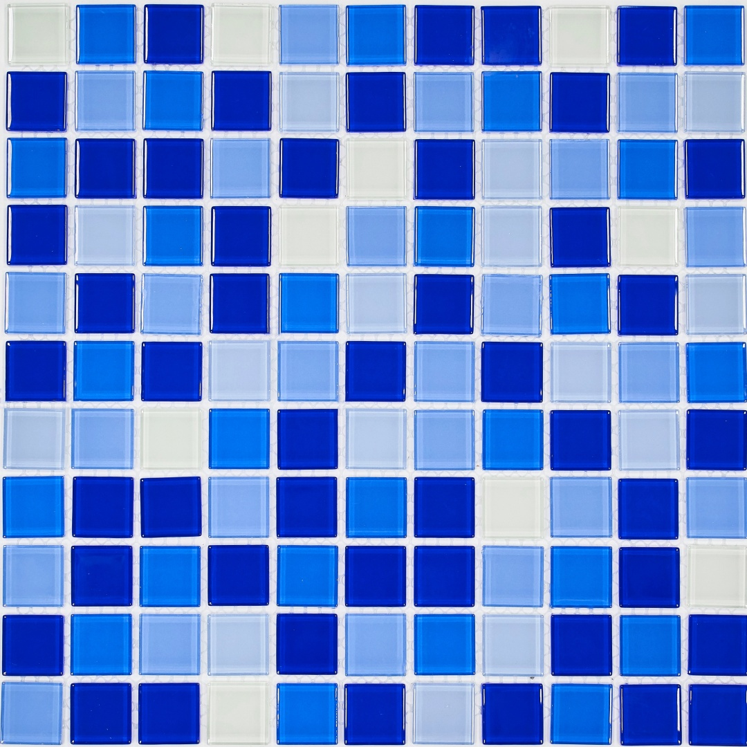 Мозаика Acquarelle Iris  30204 23х23х4мм