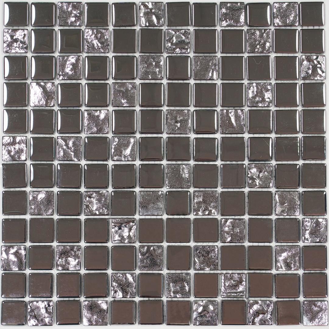 Мозаика Ferro Glamour 30257 23х23х6мм