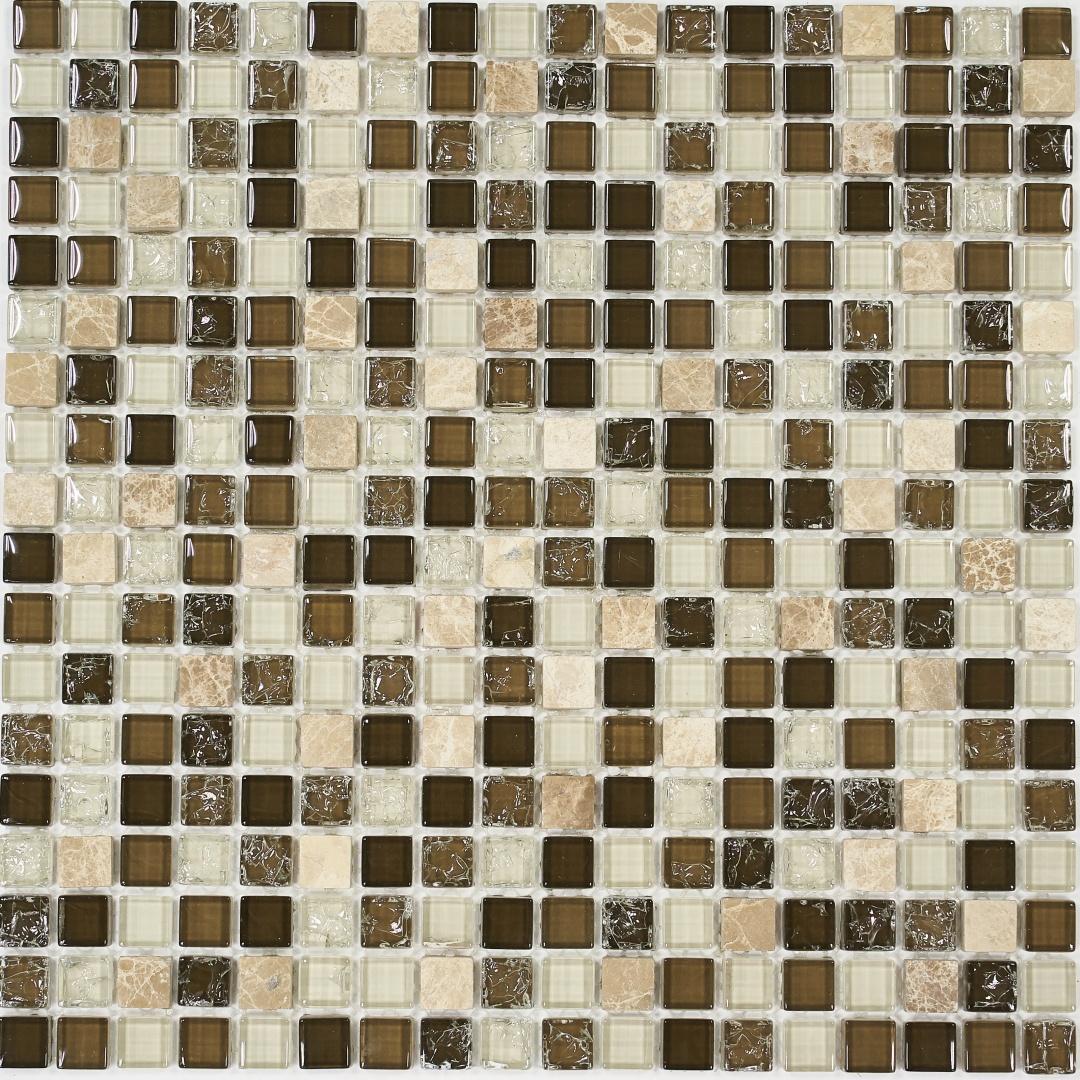 Мозаика Naturelle Heat 35053 15х15х8мм