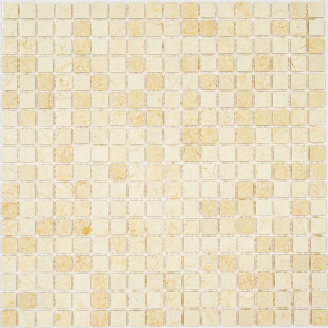 Мозаика Pietrine Botticino POL 35338 15х15х4мм