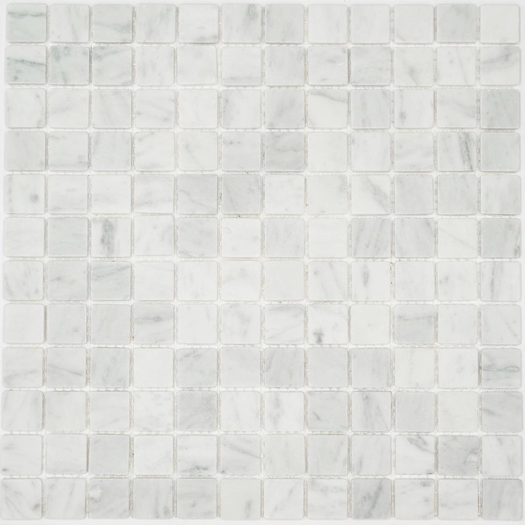Мозаика Pietrine Bianco Aspen MAT 35400 23х23х4мм