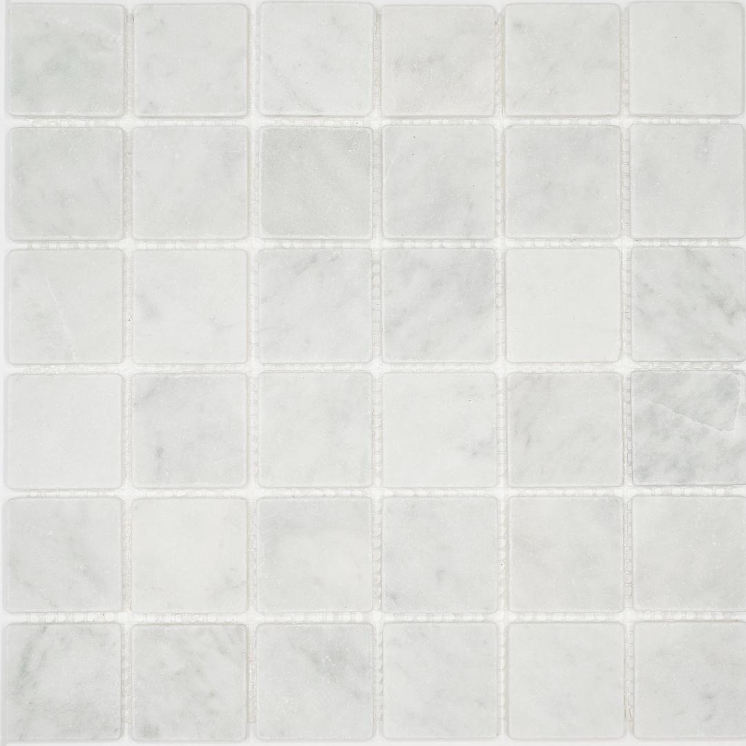 Мозаика Pietrine Bianco Aspen MAT 35402 48х48х6мм