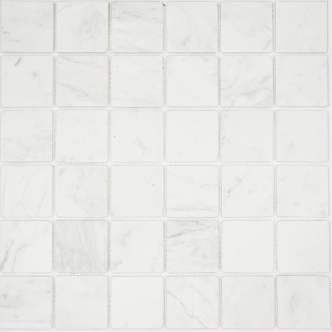Мозаика Pietrine Dolomiti Bianco MAT 35414 48х48х6мм