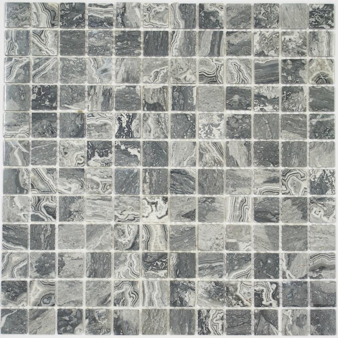Мозаика Pietrine Grey Fog POL 35430 23х23х4мм