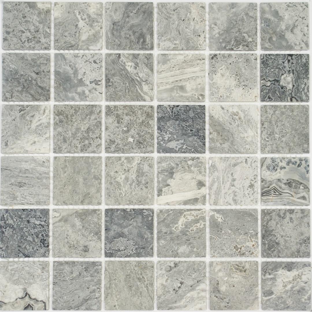 Мозаика Pietrine Grey Fog POL 35431 48х48х4мм