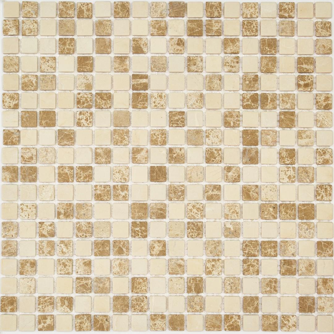 Мозаика Pietrine Pietra MIX 5 MAT 35436 15х15х4мм