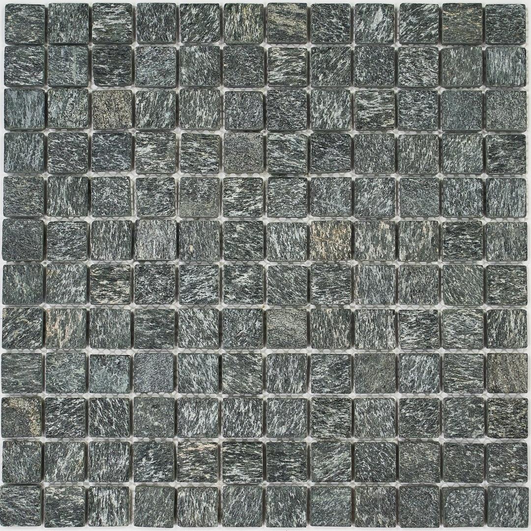 Мозаика Pietrine Slate Brilliant 35446 23х23х8мм