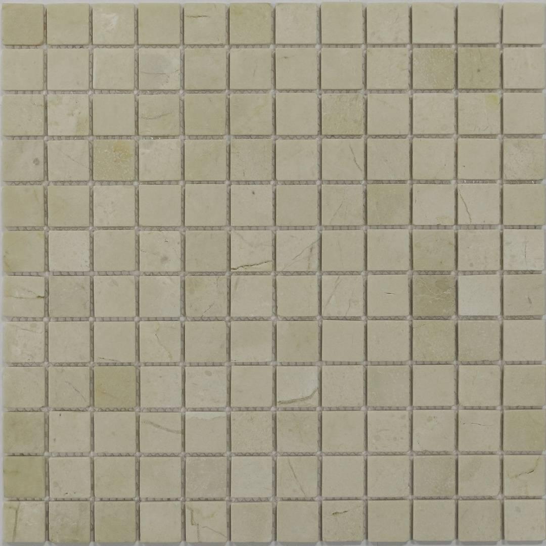 Мозаика Pietrine Crema Marfil MAT 35685 23х23х4мм