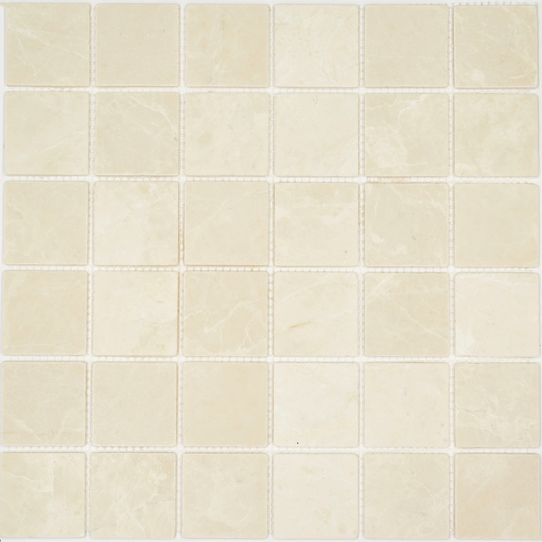 Мозаика Pietrine Crema Marfil MAT 35688 48х48х4мм