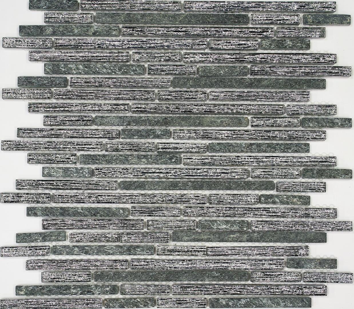 Мозаика LACRIMA CalipsoMS-282 15х48/9 8/150*8мм
