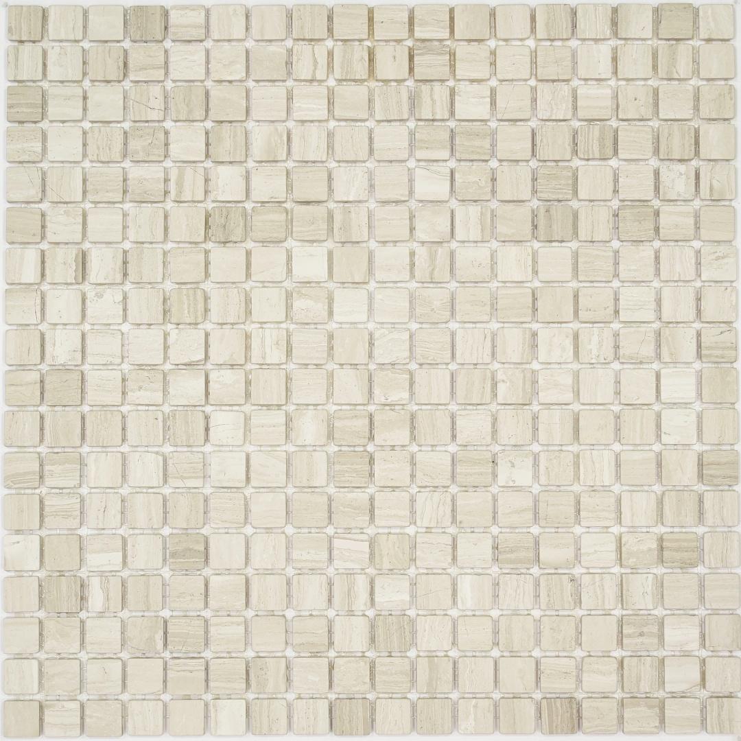 Мозаика MONTE Etna Mat  MS-302 15х15х4мм