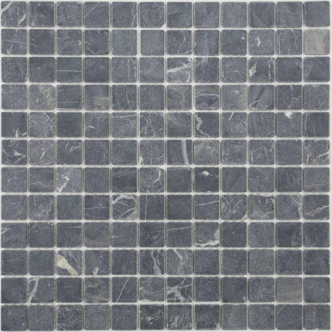 Мозаика MONTE Negro Mat арт. MS-305 15х15х4мм