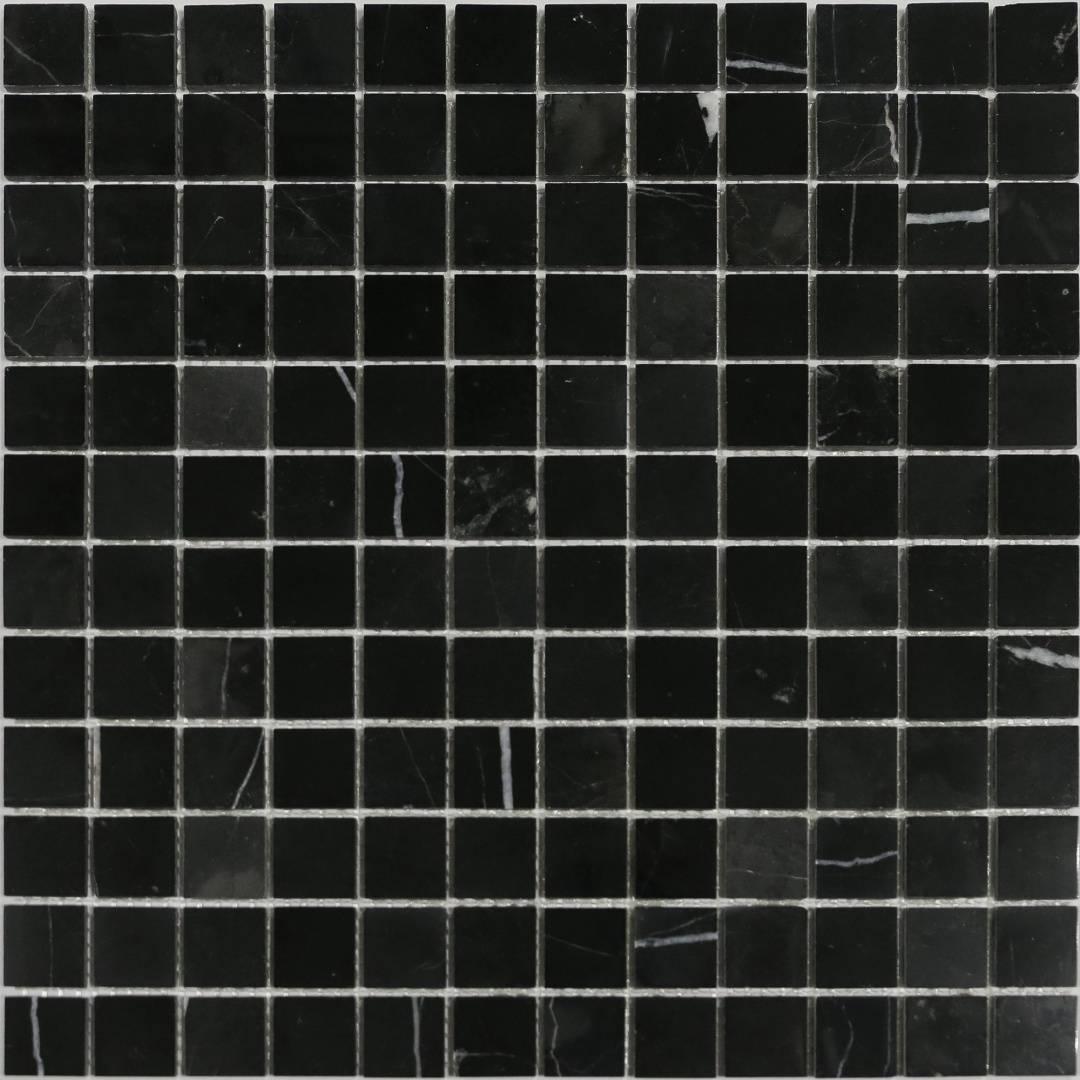Мозаика MONTE Negro POL арт. MS-436 23х23х4мм