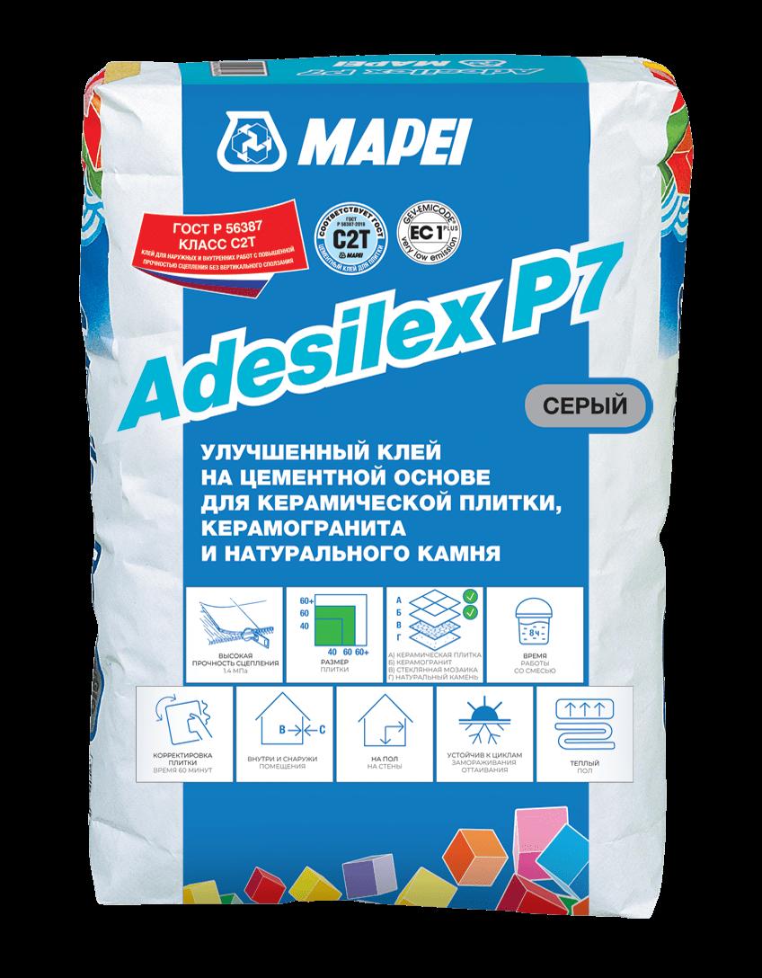 Клей на цементной основе Adesilex P7