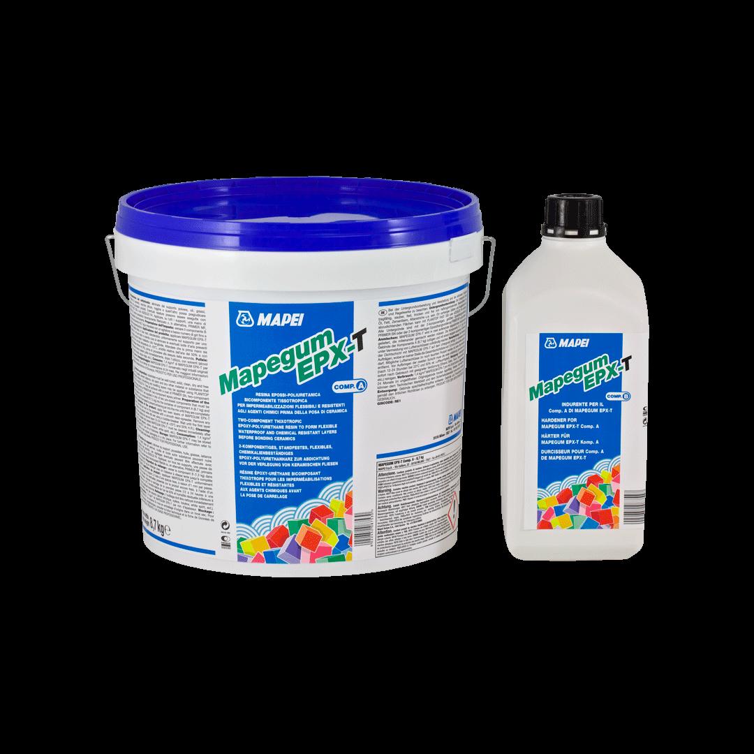 Двухкомпонентная эпоксидно-полиуретановая смолаMapegum EPX/Mapegum EPX-T