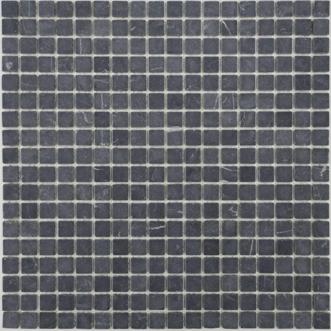 Мозаика MONTE Negro Mat MS-305 15х15х4мм