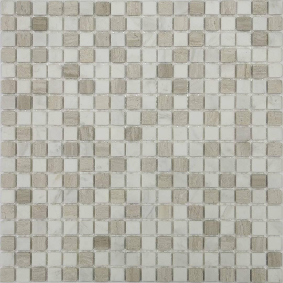Мозаика MONTE MIX 2 MS-501 15х15х4мм
