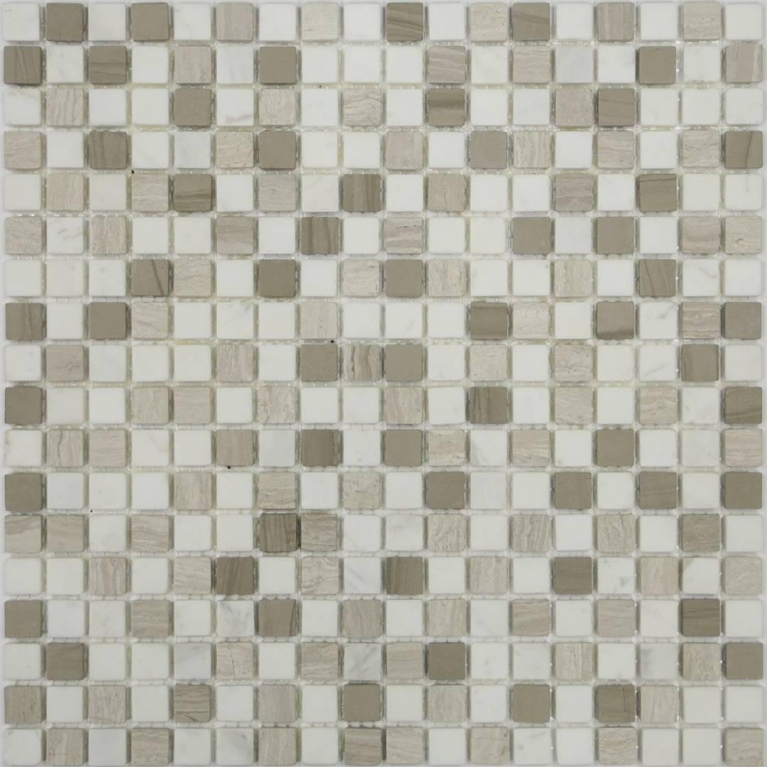 Мозаика MONTE MIX 3  MS-502 15х15х4мм
